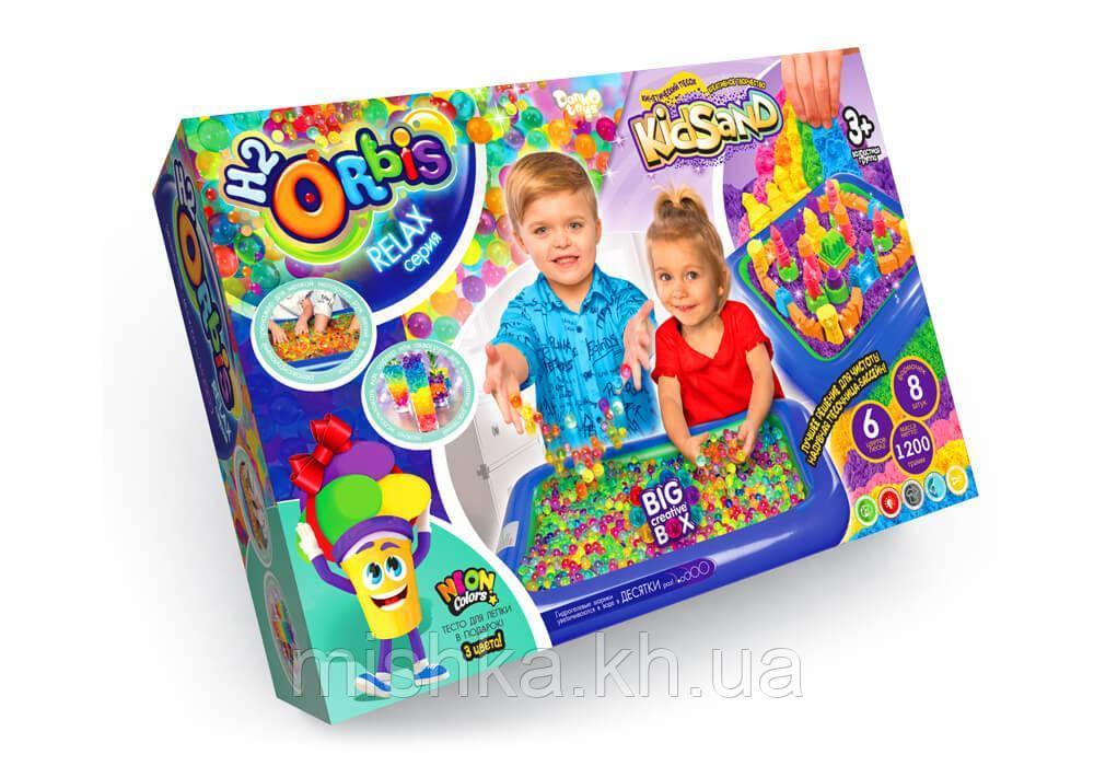 "Набор креативного творчества ""BIG CREATIVE BOX"" H2Orbis"