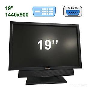 "Dell E1911c / 19"" (1440x900) TFT TN / VGA, DVI / Portable Acoustic System, фото 2"