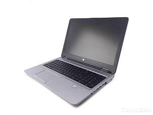 "HP ProBook 650 G2 / 15.6"" (1920x1080) / Intel Core i5-6200U (2 (4) ядра по 2.3 - 2.8 GHz) / 8 GB DDR3 / 480 GB SSD / Webcam, фото 2"