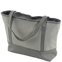 Женская сумка светло-серого цвета TRAUM 7214-33