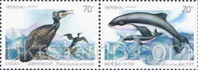 Морська фауна Украины