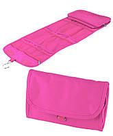 Женская розовая косметичка TRAUM 7014-02