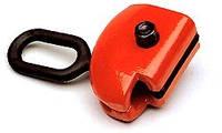 Болтовой зажим со сменными губками и поворотным кольцом