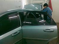 Боковое стекло на Chevrolet Lacetti