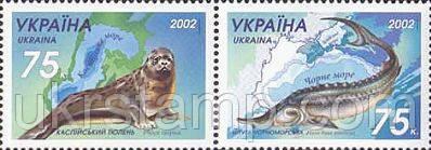 Совместный выпуск Украина - Казахсан