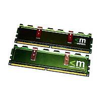 Оперативная память DDR2 4GB (2*2GB) 800MHz PC2-6400 Mushkin SP+ 996558+ 5-5-5-18 с радиаторами бу