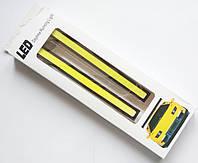 ✅ Не дорогие ДХО! Дневные ходовые огни 17см - DRL COB белые  ДХО DRL 170A . | AG360052
