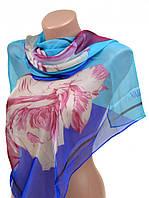 Женский шарф-палантин весна-лето Шифон 10223-E1
