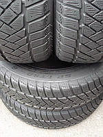 Шины б/у С 215/60/17 Dunlop