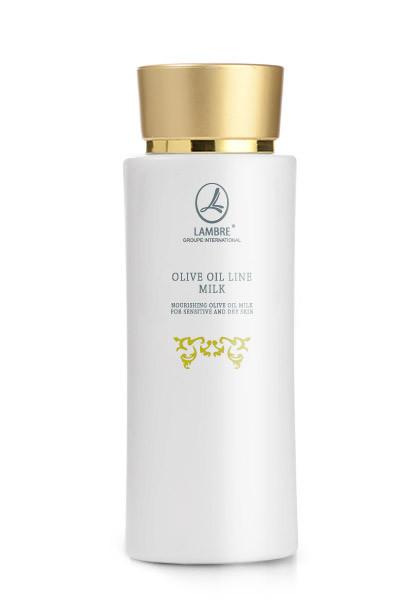 """молочко для чувствительной кожи """"Olive Oil Milk"""" Ламбре / Lambre"""
