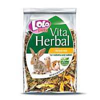 Lolopets HERBAL смесь лекарственных трав для грызунов 40г 74104