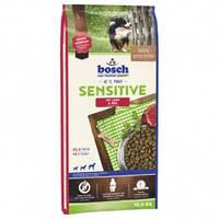 Корм для собак Bosch (Бош) Sensitive Lamb & Rice 15 кг