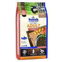 Корм для собак Bosch (Бош) Adult - Salmon & Potato 15 кг