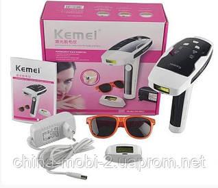 Kemei KM-6812 лазерний фото-епілятор