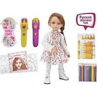 Интерактивная функциональная кукла Алиса MY009-12