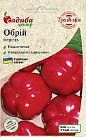 Семена перца Обрий, 0.3 г СЦ Традиция