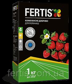 Добриво для полуниці Fertis, без хлору та нітратів, 1 кг