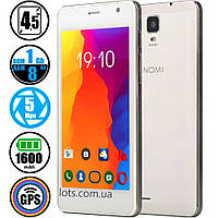Смартфон Nomi i4510 (1/8GB) 2-SIM White
