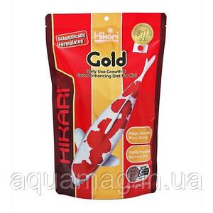Корм для карпов кои Hikari Gold 0.5 kg (усиления окраски, корм для прудовых рыб)