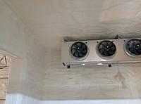 Хладоизоляция  оборудования пенополиуританом (100 мм)