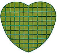 """Сердце на магните """"ASPAC"""" (основа для композиций) 31 см"""
