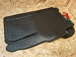 Коврики в салон Skoda Fabia I 2000- / резиновые коврики Stingray