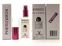 Тестер в подарунковій упаковці BYREDO BAL d'afrique 60 мл у кольоровій упаковці з феромонами репліка
