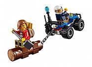"""Конструктор Bela 10860 (аналог Lego City 60171) """"Убежище в горах"""", 112 дет, фото 3"""