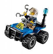 """Конструктор Bela 10860 (аналог Lego City 60171) """"Убежище в горах"""", 112 дет, фото 4"""