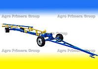 Тележка для транспортировки жаток ВДУ-9,1 (длина 9,1 м)