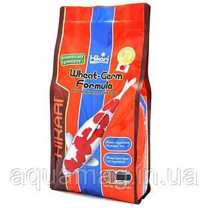 Корм для карпов кои Hikari Wheat-Germ 2 kg (для низких температур, корм для прудовых рыб )