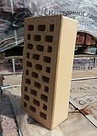 Клинкерный кирпич «Янтарный»(БЦ) М300
