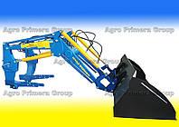 Погрузчик фронтальный быстросъемный Hard Worker НФУ-800Б (МТЗ, ЮМЗ)