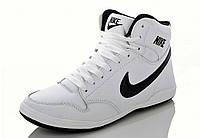 Кросівки чоловічі шкіряні кроссовки натуральная кожа 44-46 розміри