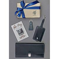 Набор кожаных аксессуаров GS для путешественника Неаполь
