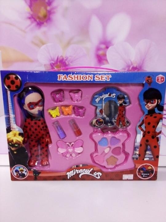Детский набор декоративной косметики для маленьких девочек