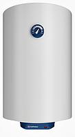 Накопительный электрический бойлер CHAFFOTEAUX CHX 50 V на 50 л белый со скрытым регулятором.