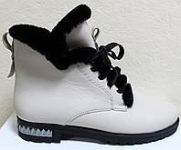 Ботинки женские зимние большого размера от производителя модель МИ5302-10, фото 1