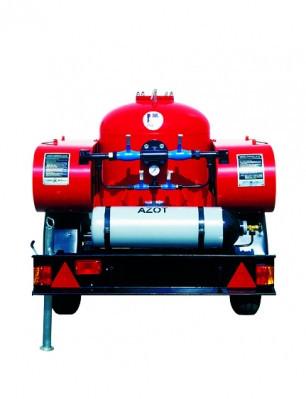 Огнетушитель Порошковий агрегат ВП 250