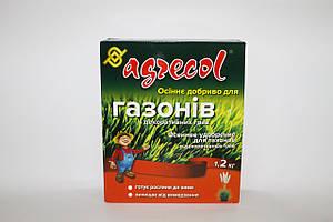 Осеннее удобрение для газонов и декоративных трав Agrеcol (Агреколь), 1,2кг