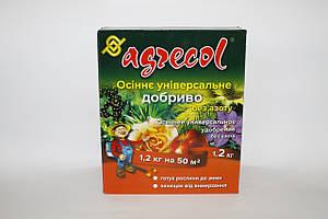 Осеннее универсальное удобрение для все видов растений Agrеcol (Агреколь), 1,2кг