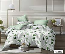 Комплект постельного белья Ранфорcсемейный размер