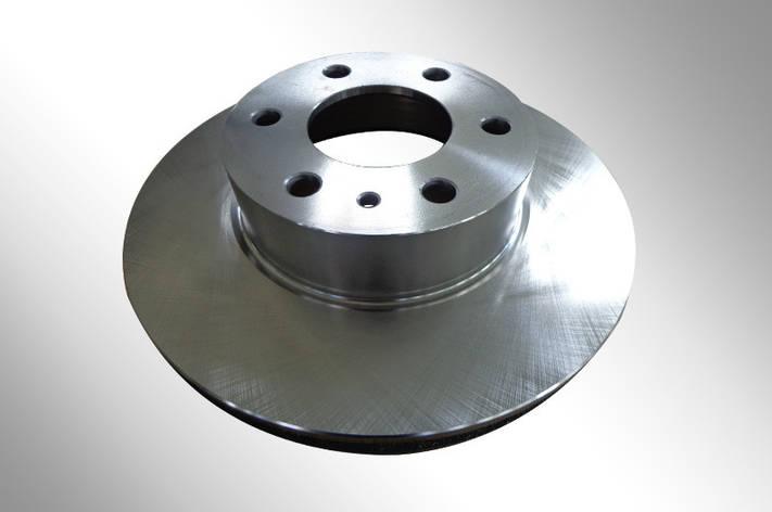 Диск тормозной  IVECO DAILY 300mm. 35S E4  (19-1337/2996131), фото 2