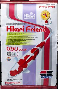 Корм Hikari Friend 10 kg для карпов кои и других прудовых рыб (основное питание)