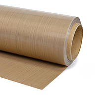 Тефлоновая лента толщина 0.12 мм для получения фактурных швов пористая