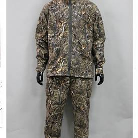 Охотничий костюм летний Stalker Camo-tec Камыш темный