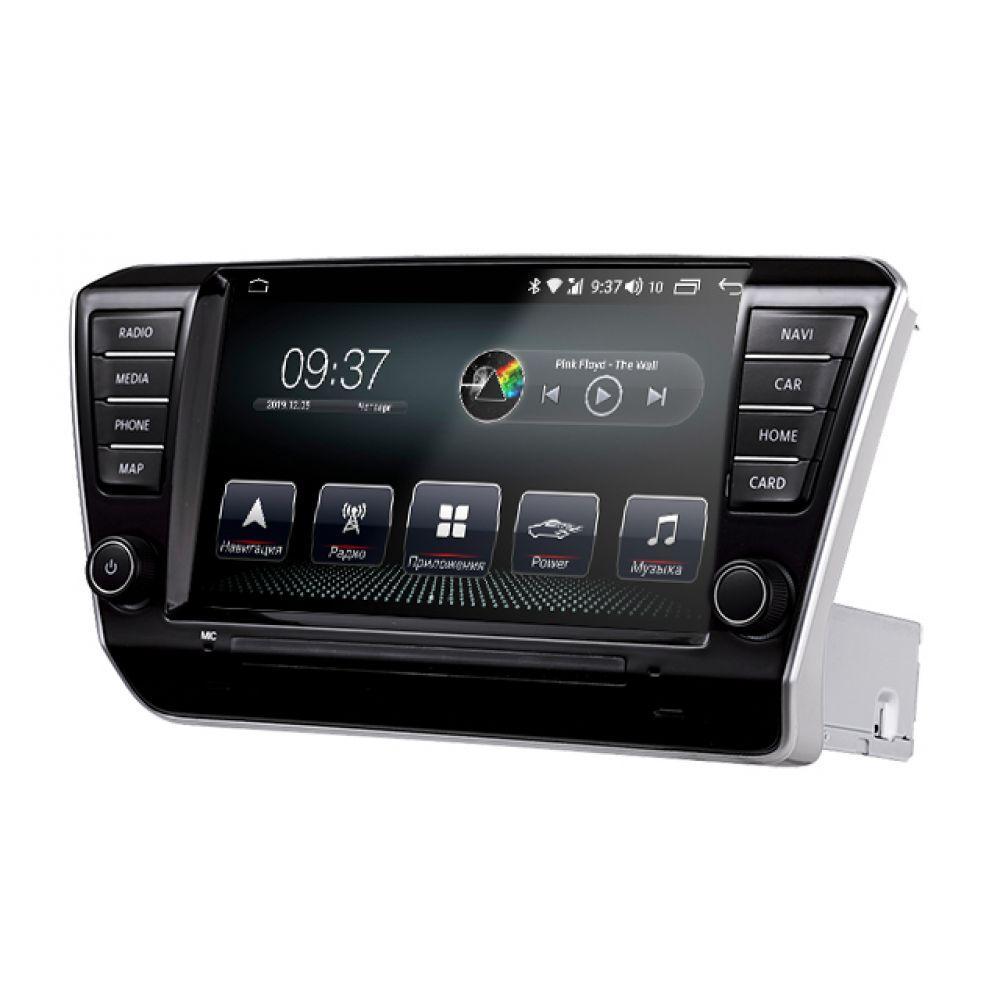 Штатная автомагнитола AudioSources T200-930S (Skoda SuperB 2015+)