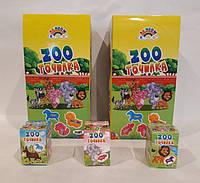Фруктовое драже и точилка Zoo 36 шт (Rainbow)