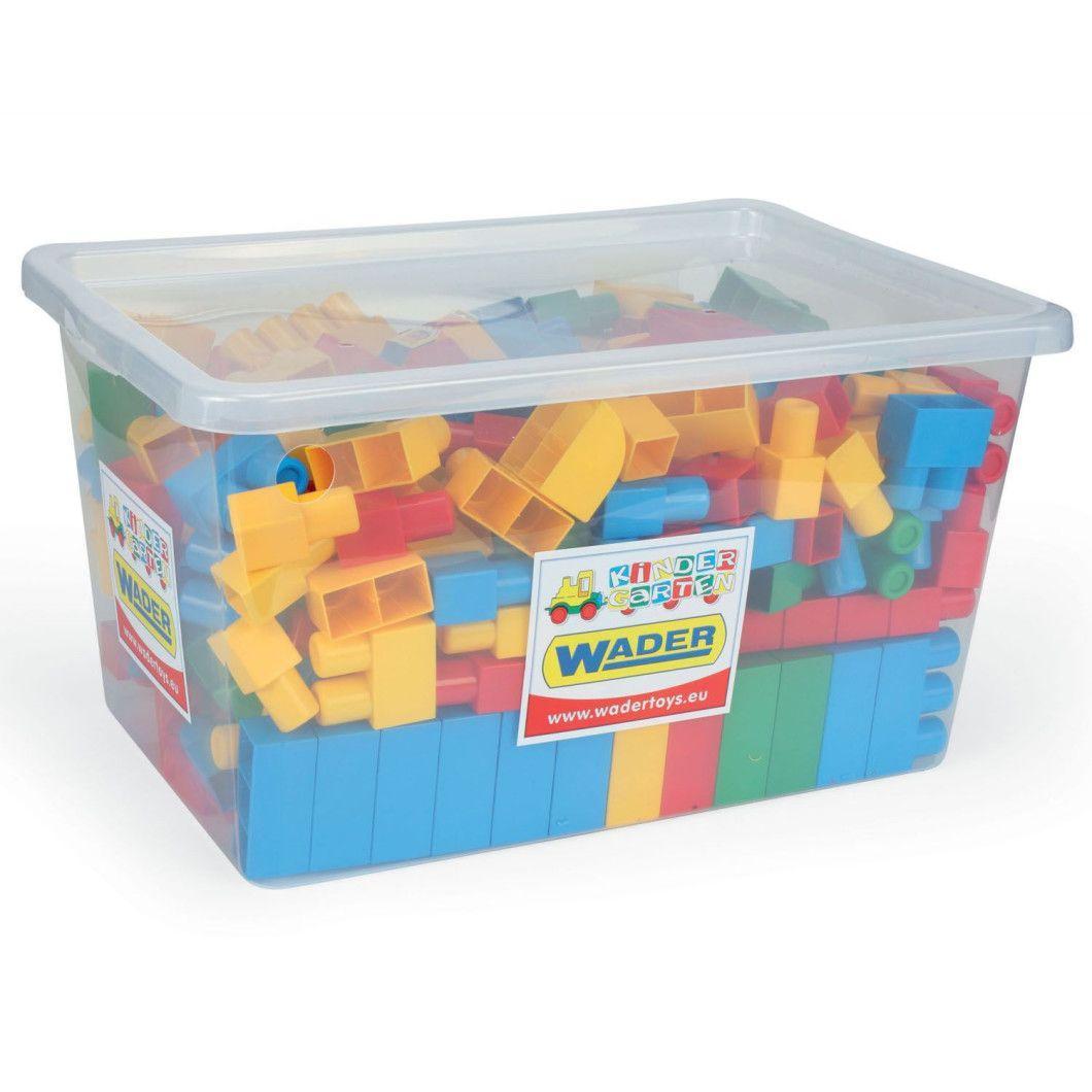 Конструктор Middle Blocks 240 ел. Wader (80152)