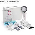 Массажер для тела и лица ручной 6в1 EMS антицеллюлитный, ультразвуковой Doc-team Body для похудения: инструкция